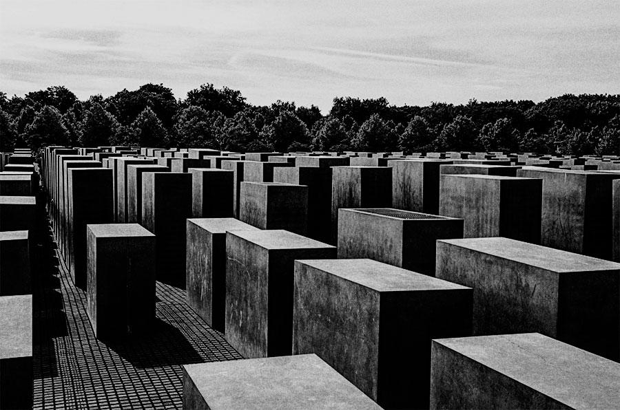 <h3>Memorial de l'Holocauste</h3>
